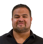 Headshot of Fernando Ramirez Sales Manager.